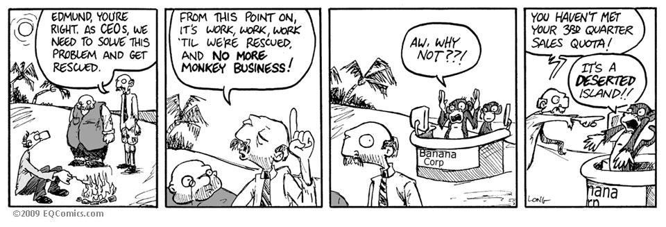 monkey business eq