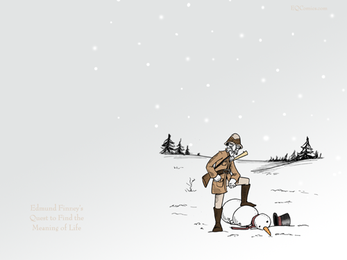The Snowman Hunter
